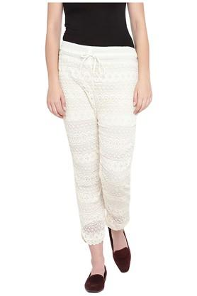 bcb82c541c7 X ISHIN Womens Lace Casual Pants
