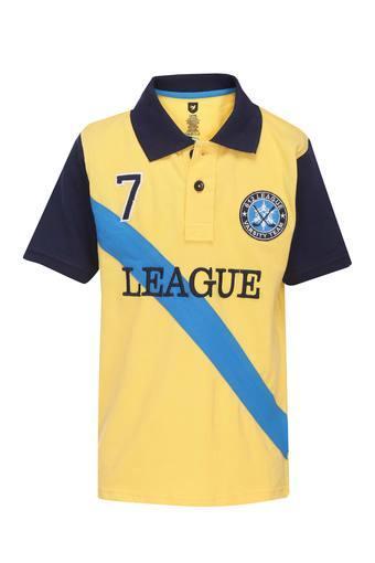 612 LEAGUE -  YellowTopwear - Main