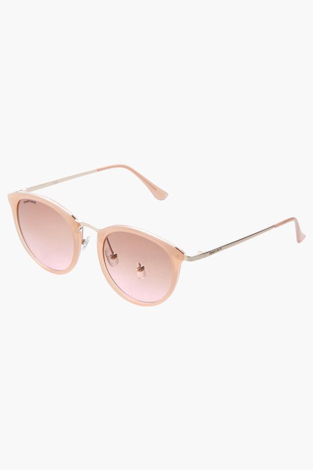 Womens Oval Full Rim Sunglasses - C084PK2F