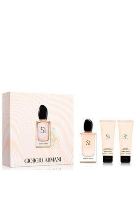 X GIORGIO ARMANI Mens Si Eau De Parfum Set. GIORGIO ARMANI. Mens Si Eau De  Parfum Set . 1633585a87eb