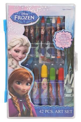 Unisex Frozen Art Set Pack of 42