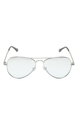 Unisex Aviator UV Protected Sunglasses - NIDS2500C51SG