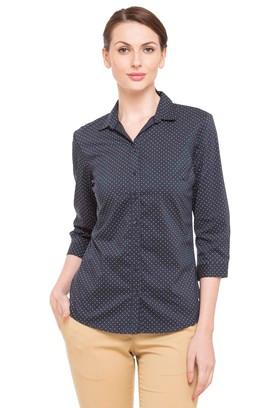 Buy Austin Reed Womens Solid Casual Shirt Shoppers Stop