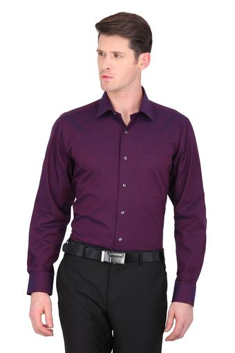 VAN HEUSEN -  Purple Mix Shirts - Main