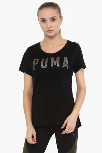 PUMA -  Black Sportswear & Swimwear - Main