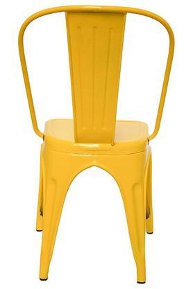 Yellow Stylo Chair