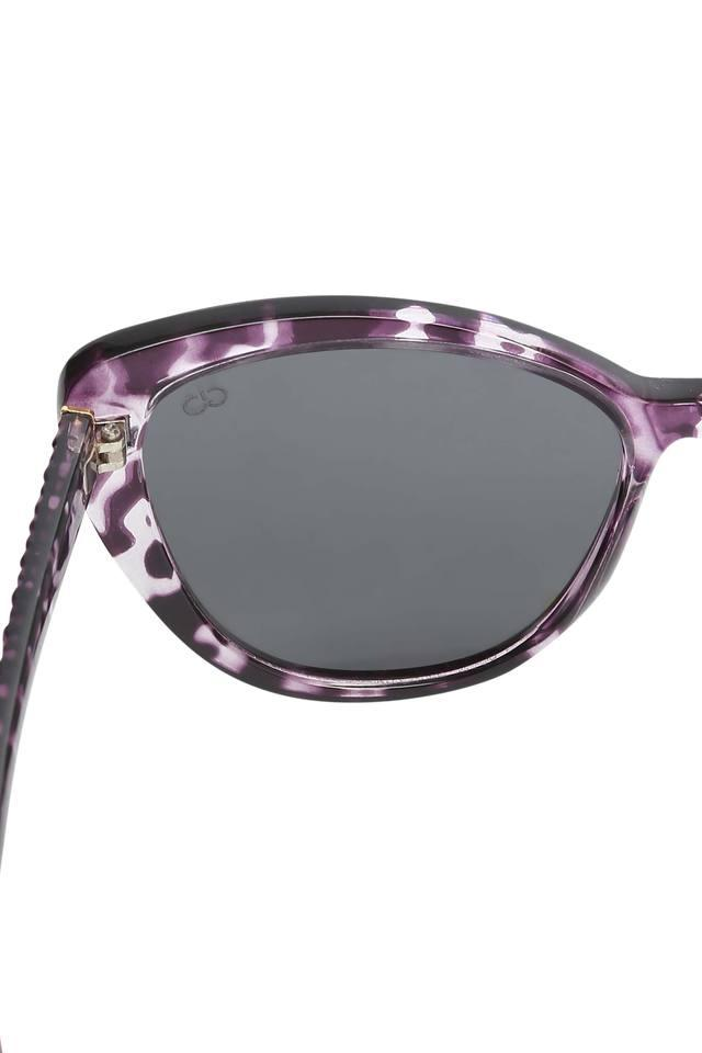 Womens Full Rim Cat Eye Sunglasses - GM0336C03
