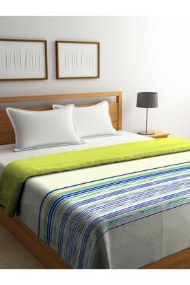 PORTICOStripe Double Comforter