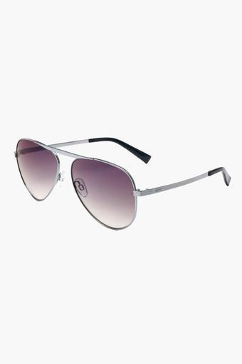 Mens Aviator Polycarbonate Sunglasses - 2054 C3 S