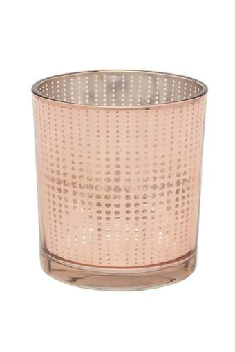 Round T Light Candle Holder