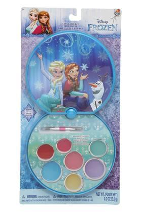 Girls Frozen Lip Gloss Kit with Mirror