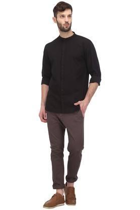 FRATINI - BlackCasual Shirts - 3
