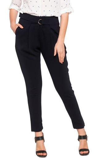 ALLEN SOLLY -  Dark Blue Pants - Main