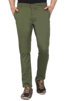 87d5af470c82 Buy Trousers & Cargo Pants For Men Online   Shoppers Stop