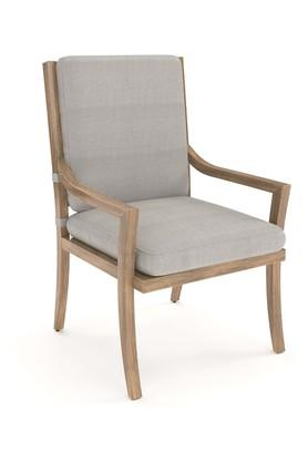 Grey Misty garden Chair