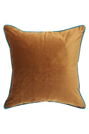 IVY -  BrownCushion Cover - Main