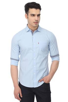 e7a6286d31cf5f Shirts for Men - Avail Upto 40% Discount on Casual & Formal Shirts ...