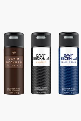 Classic & Classic Blue & Intimately For Men - 150ml - Pack Of 3