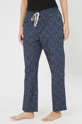 Womens Classic Fit Printed Pyjamas