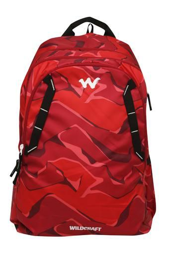 WILDCRAFT -  Red Travel Essentials - Main