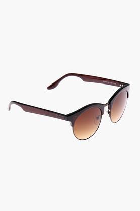 Womens Oval Plastic Sunglasses - GL5021C02