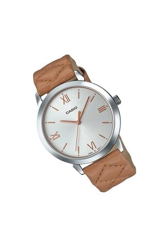 Unisex Analogue Leather Watch - A1484