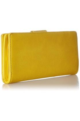 Womens Casual Wear Snap Closure 1 Fold Wallet