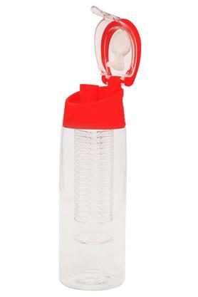 Round Fruit Infuser Bottle with Lid