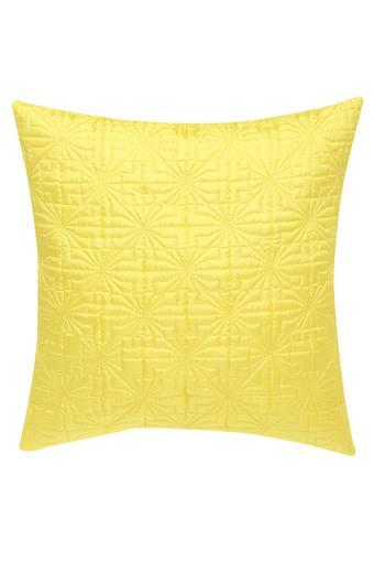 IVY -  Yellow Cushion Cover - Main
