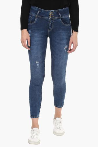 KRAUS -  Dark Blue Jeans & Leggings - Main