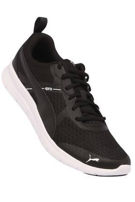 PUMA Mens Mesh Lace Up Sports Shoes - 203898236