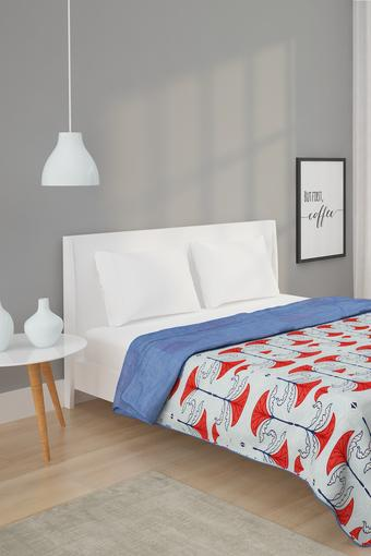 SPACES -  Blue Duvets & Quilts & Comforters - Main