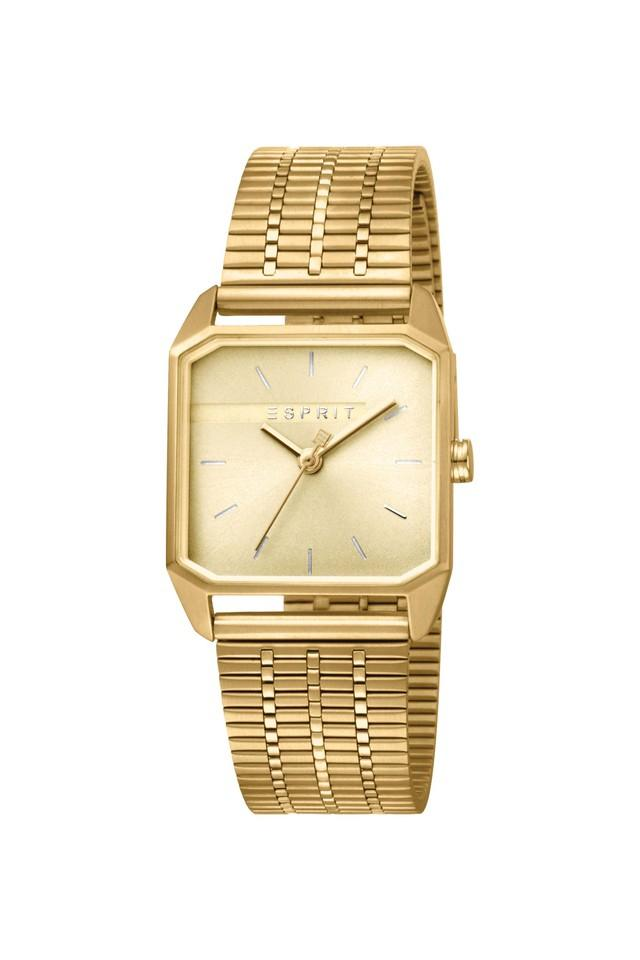 Womens Analogue Grey Dial Metallic Watch - ES1L071M0025