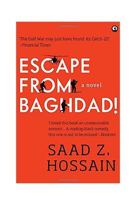 Escape From Baghdad!