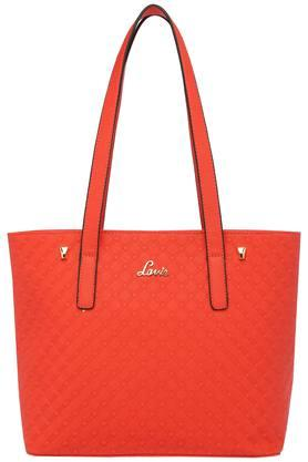 LAVIE Womens Zipper Closure Satchel Handbag - 203839596