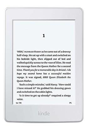 New Kindle Paperwhite 2015 3G White - B017DOUT38