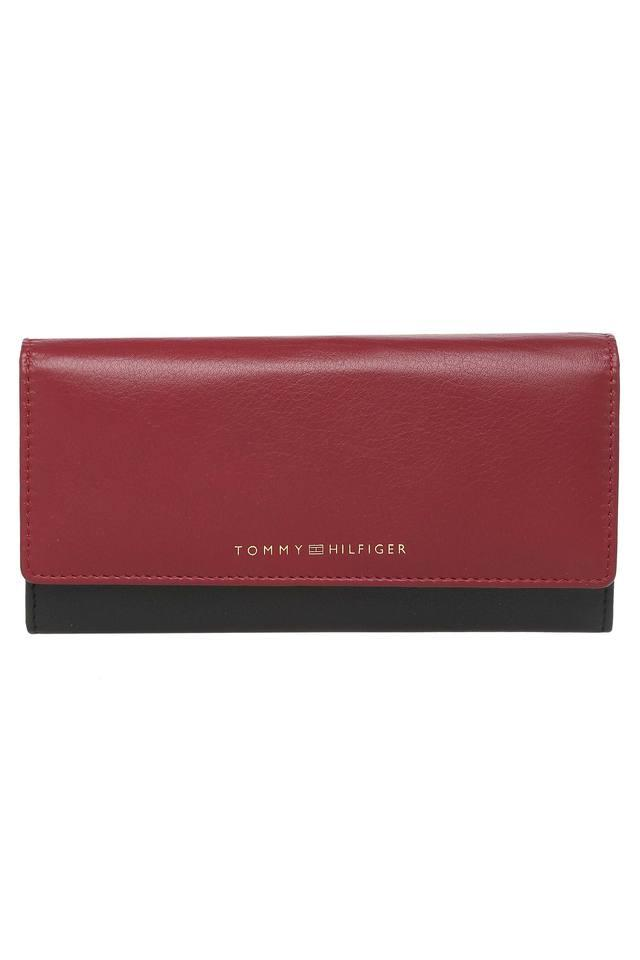 Womens Casual Wear Button Closure One Fold Wallet