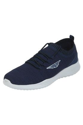 ATHLEISURE Mens Mesh Lace Up Sports Shoes - 203578147_9308