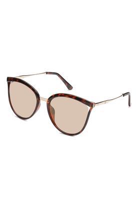 Unisex Cat Eye UV Protected Sunglasses - NF8903232109560