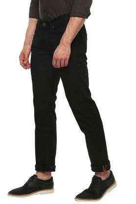 LOUIS PHILIPPE JEANS - Black Jeans - 2