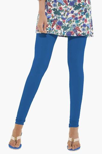 GO COLORS -  Royal Blue Palazzo & Salwars - Main