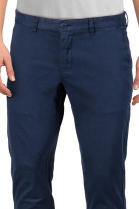 clearance usa cheap sale soft and light Mens 4 Pocket Printed Chinos