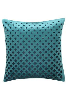 Square Checked Cushion Cover