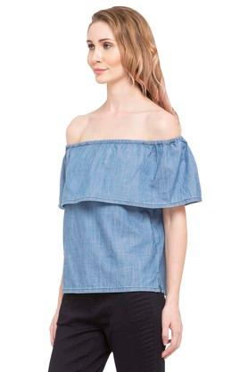 Womens Off Shoulder Assorted Top