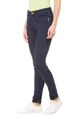 Womens 5 Pocket Jeans