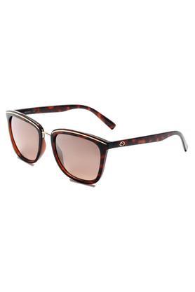 Womens Full Rim Square Sunglasses - 2160 C1 54 S