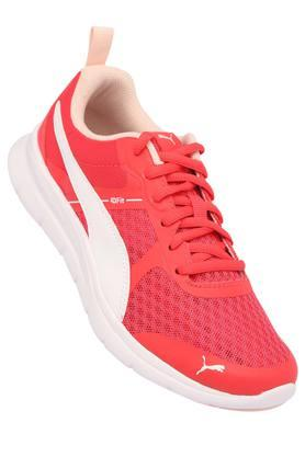 PUMA Mens Mesh Lace Up Sports Shoes - 203898240