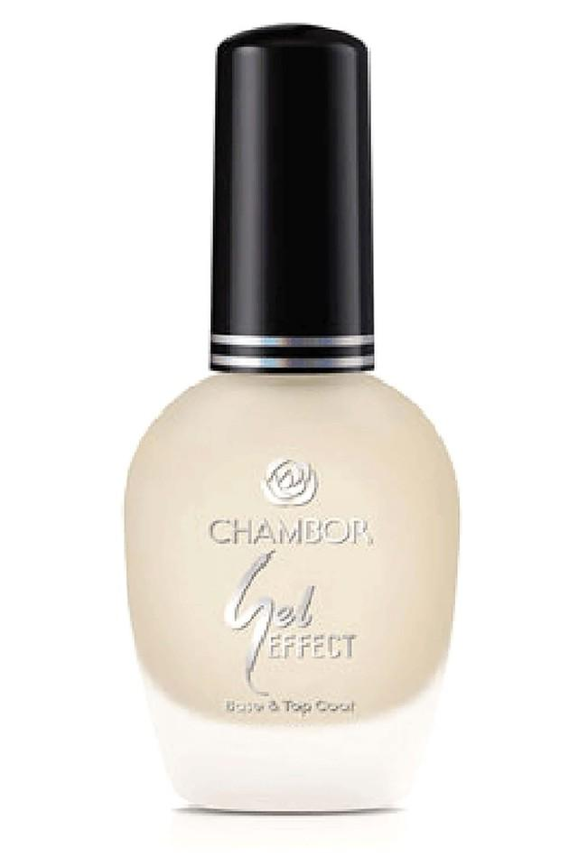 Womens Gel Effect Base And Top Coat