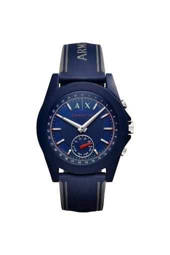 Mens Chronograph Silicone Watch