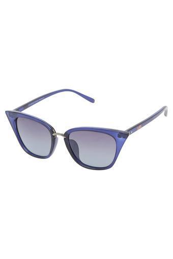 Womens Full Rim Cat Eye Sunglasses - LI151C123